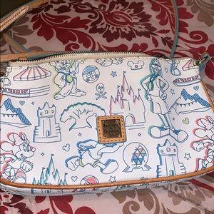 Dooney & Bourke Disney Satchel 💙💙